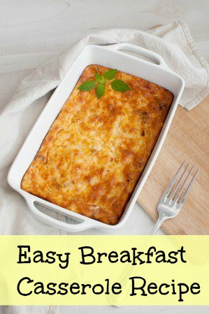 Easy Breakfast Casserole Recipe.... : Saving Dollars ...