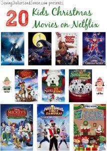 Top 20 Kids Christmas Movies on Netflix