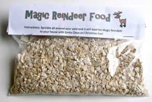 """Magic"" Reindeer Food"