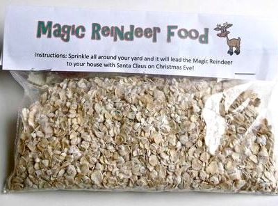 """Magic"" Reindeer Food"