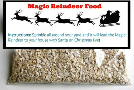 Magic reindeer food this really easy christmas reindeer magic food recipe makes for an awesome craft to do with your little ones to add to the christmas fun this year forumfinder Gallery