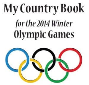 FREE My Country Olympics Book