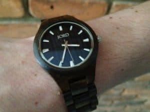 JORD All Natural Wooden Watch Giveaway