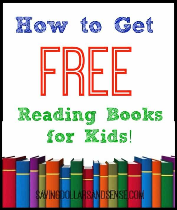 kids free reading books