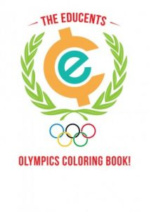 Free Olympics Coloring Book