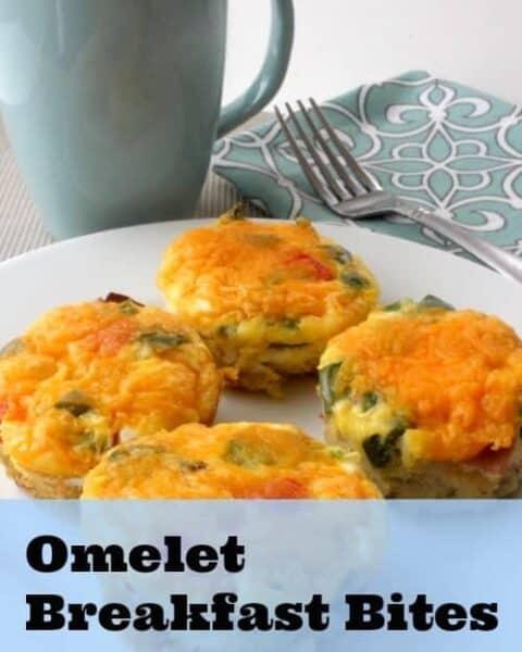Omelet Breakfast Bites Recipe