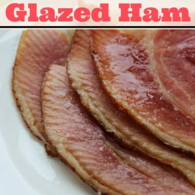 Crock Pot Glazed Ham