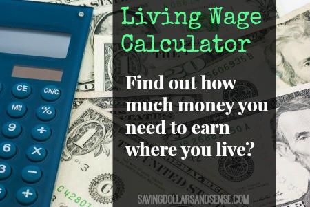 Living Wage Calculator