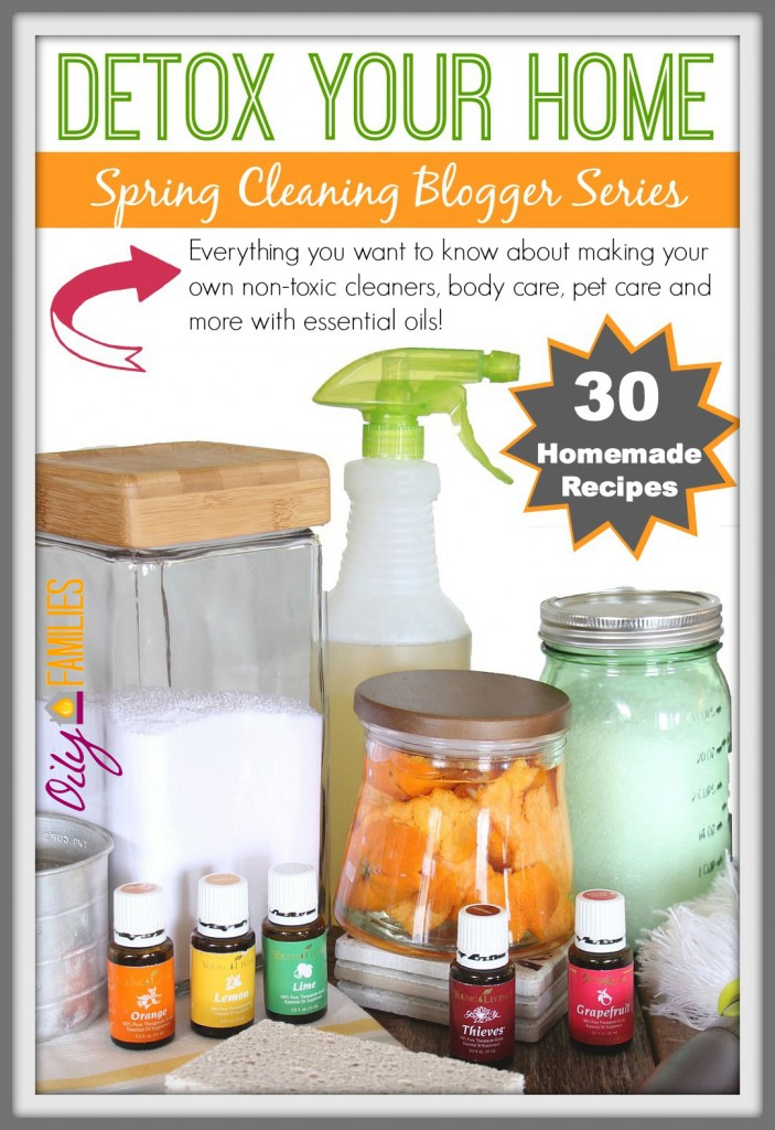 Frugal DIY Non Toxic Household Cleaner Saving Dollars