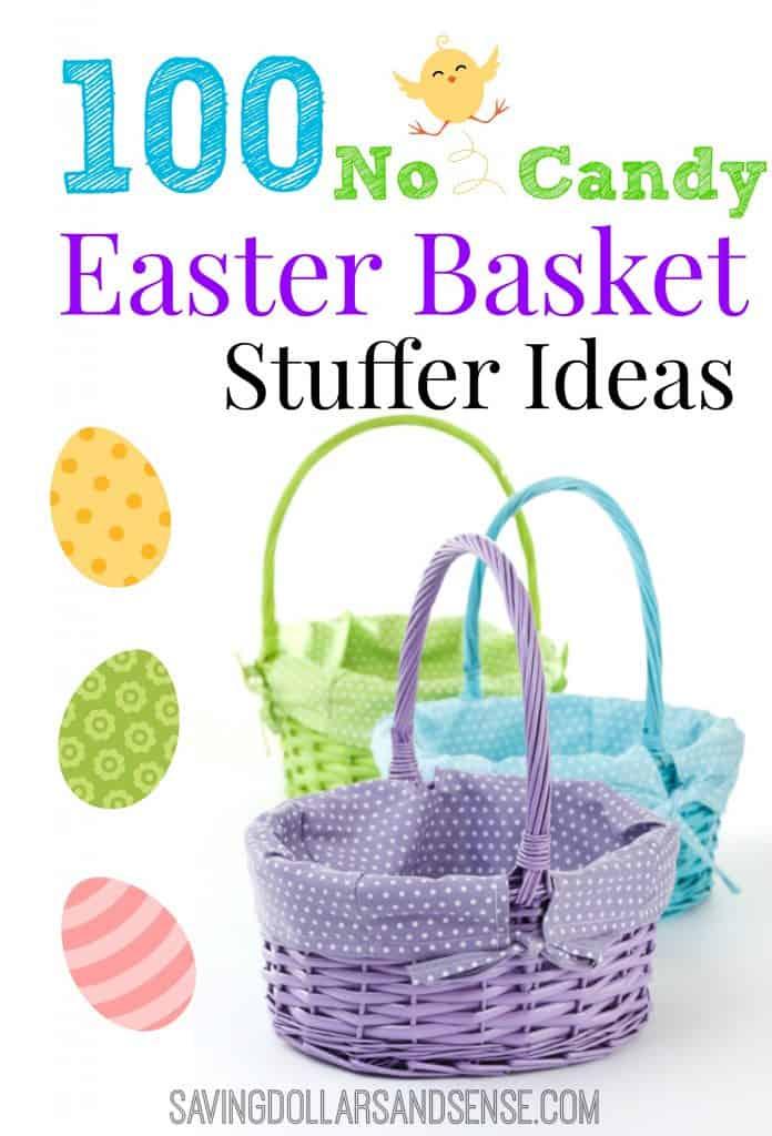 100 easter basket stuffers