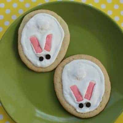 Easter Bunny Cookies Recipe