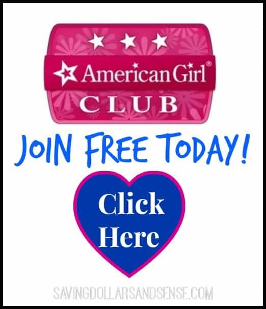 american girl club