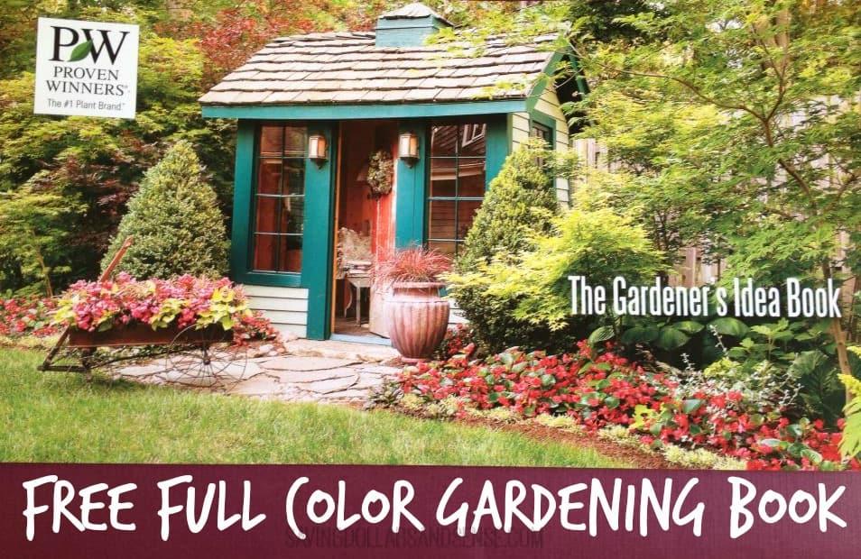 gardening idea book