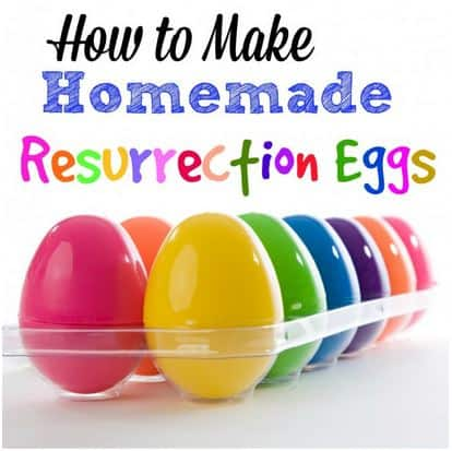 image about Resurrection Egg Story Printable called Do-it-yourself Resurrection Eggs Printables - Conserving Revenue Truly feel