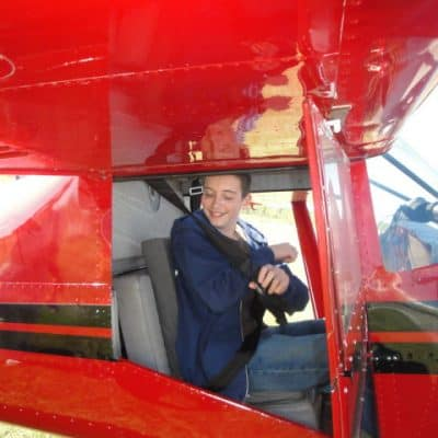 Free Kids Plane Ride