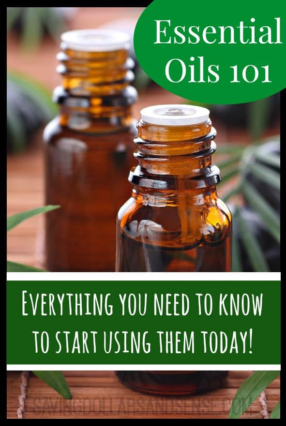Essential oils 101. Everything you need to know to start using them.