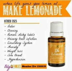 Everyday Essentials: Lemon Oil
