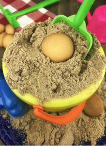Sand Pudding Recipe