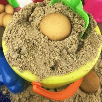 Sand Pudding Recipe
