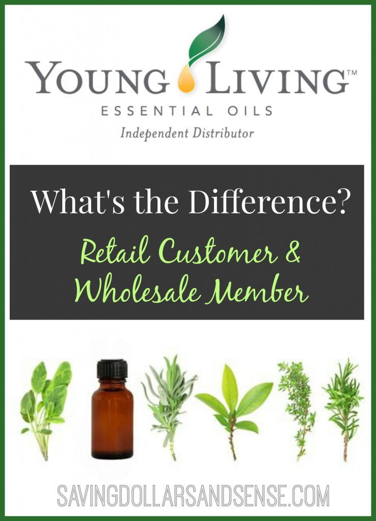 Young Living Retail and Wholesale