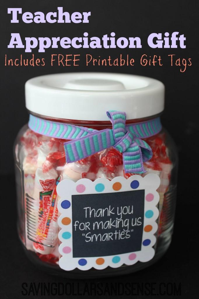 smarties gift