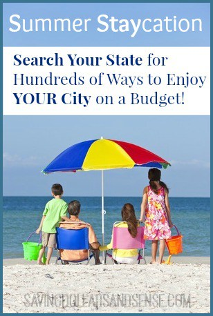 summer staycation ideas for your state.