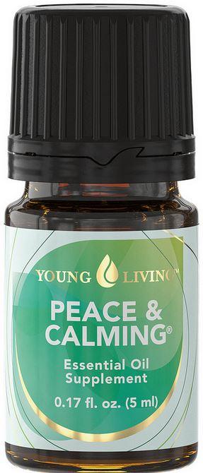 Peace & Calming Oil
