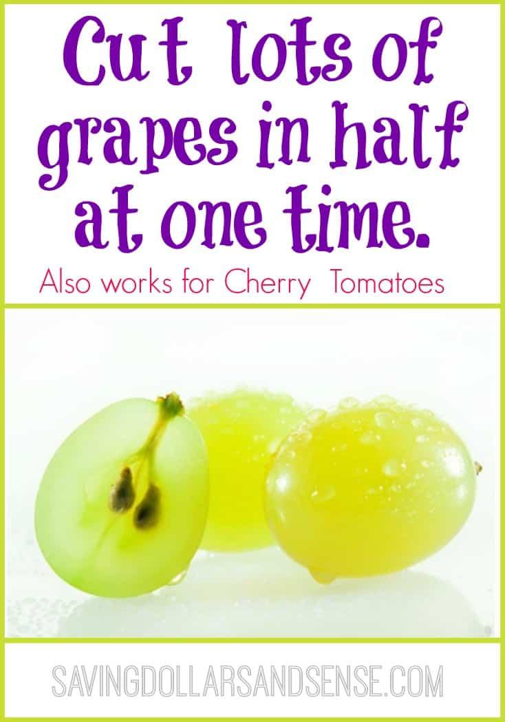 Cut Grapes Hack