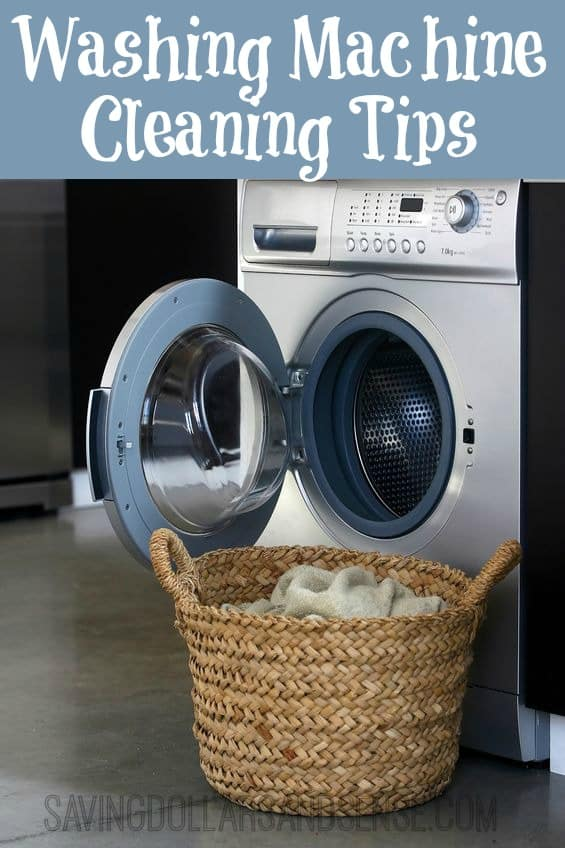 Washing Machine Cleanign Tips