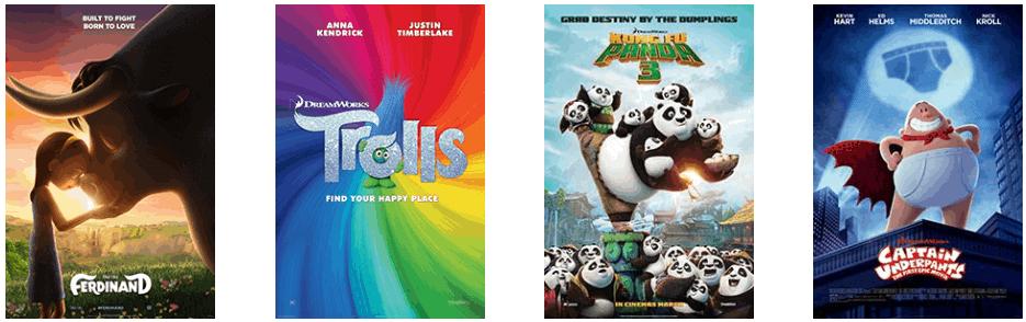 Bookworm Wednesday FREE Kids Summer Movies!