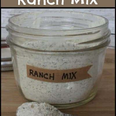 Homemade Ranch