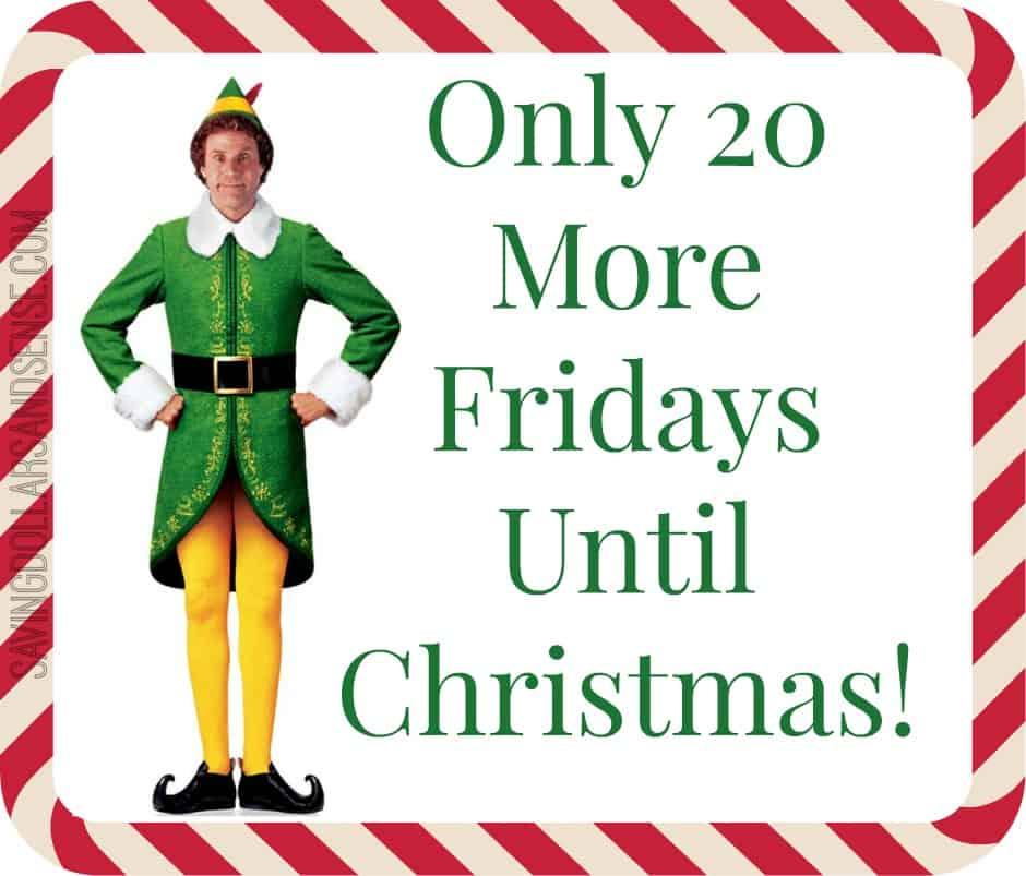 20 More Fridays