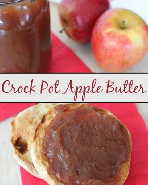 Crock Pot Apple Butter
