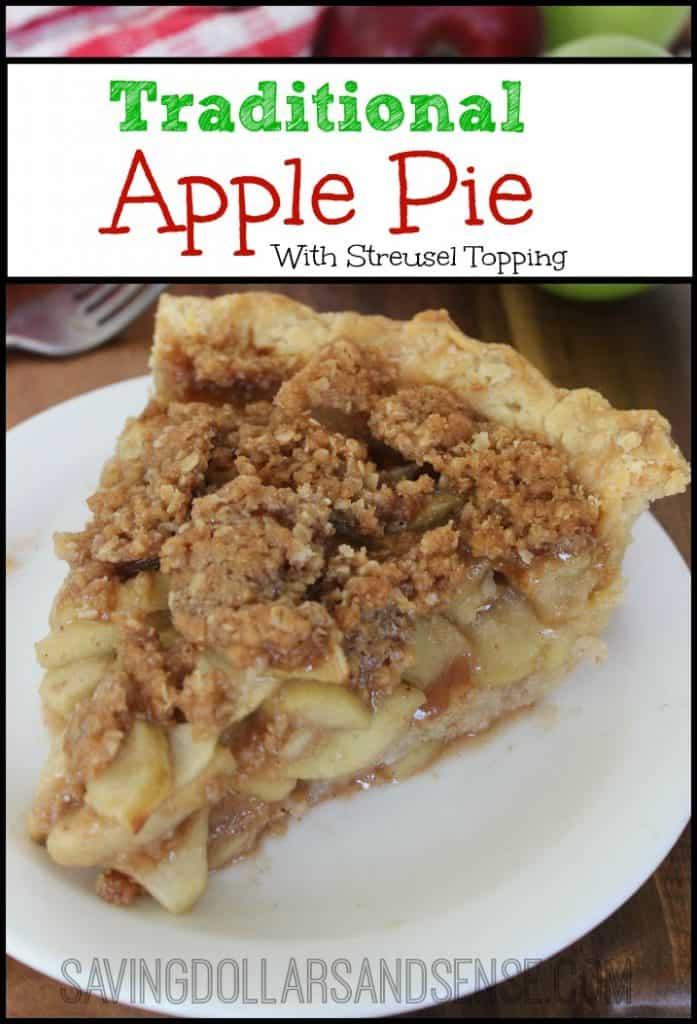 Traditional Apple Pie Recipe