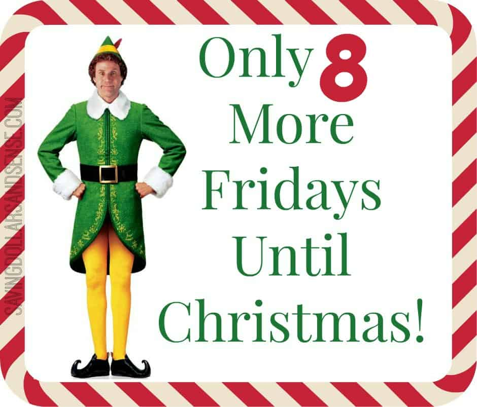 cover image credit httpsavingdollarsandsensecom - Weeks Until Christmas