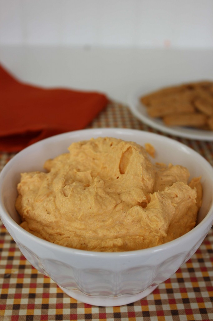 Fluffy Pumpkin Pie Dip Recipe