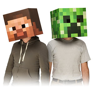 Minecraft Costume Ideas