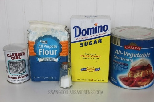 homemade bisquick ingredients