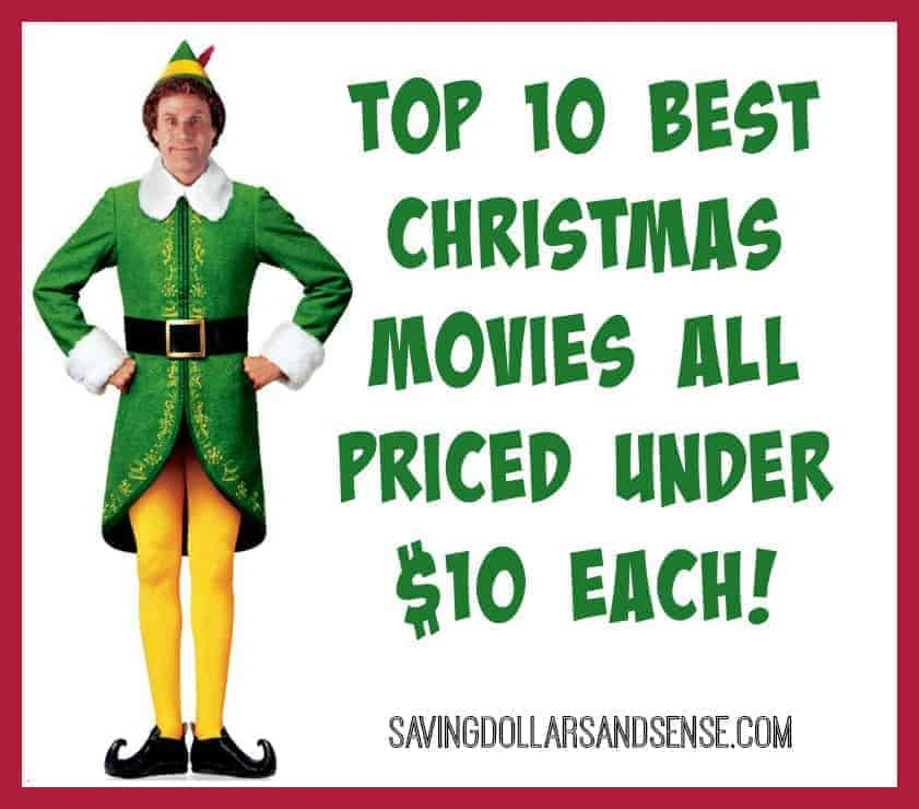 top christmas movies under 10 each - Top 10 Best Christmas Movies