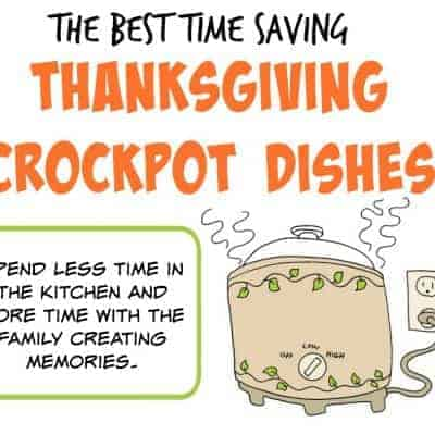 Top Slow Cooker Thanksgiving Dishes