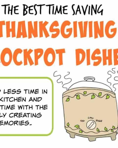 The Best Time Saving Slow Cooker Thanksgiving Meals