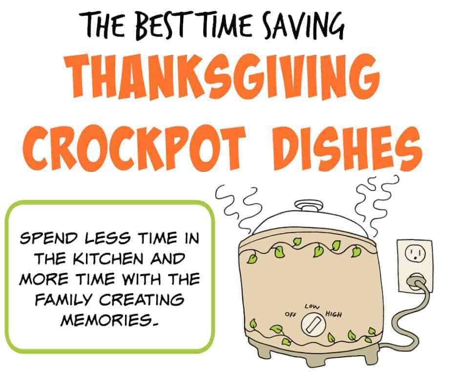 Top Slowcooker Thanksgiving recipes