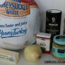 How to Safely Cook a Frozen Turkey ingredients to prepare your turkey.