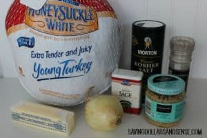 How to Safely Cook a Frozen Turkey