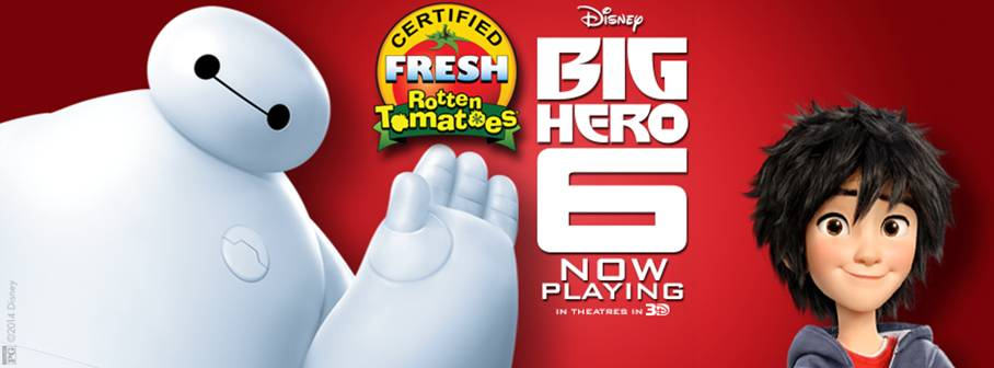 Big Hero 6 Free Activities