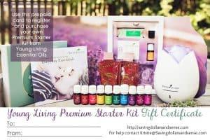 Premium Starter Kit Gift Certificates