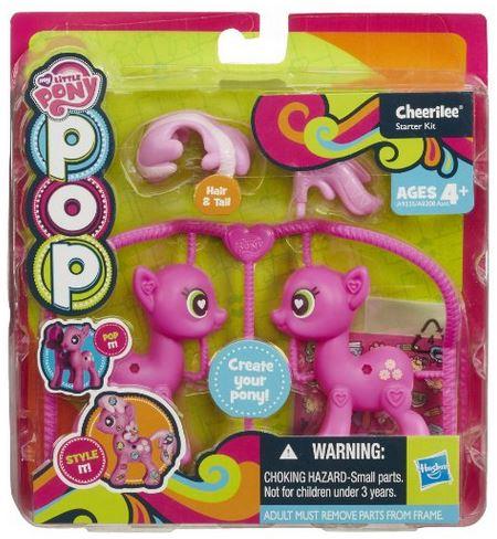 My little pony pop toy