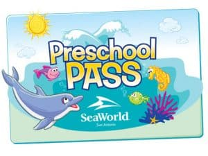 FREE SeaWorld Tickets for Preschoolers!