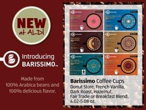 ALDI $25 Gift Card & Barissimo Coffee Giveaway