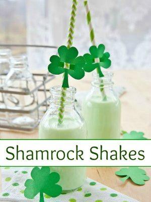 Shamrock Shakes Sidebar